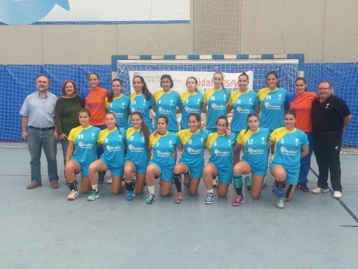 SENIOR FEMENINA