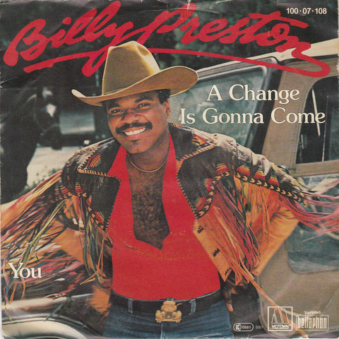 A Change Is Gonna Come Billy Preston