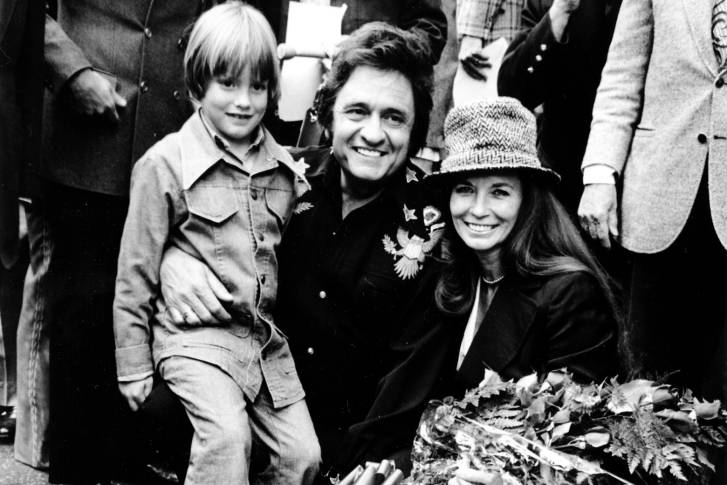 John Carter Cash, Johnny Cash and June Carter Cash