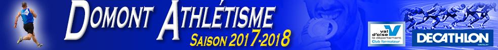 DOMONT Athlétisme : site officiel du club d'athlétisme de DOMONT - clubeo