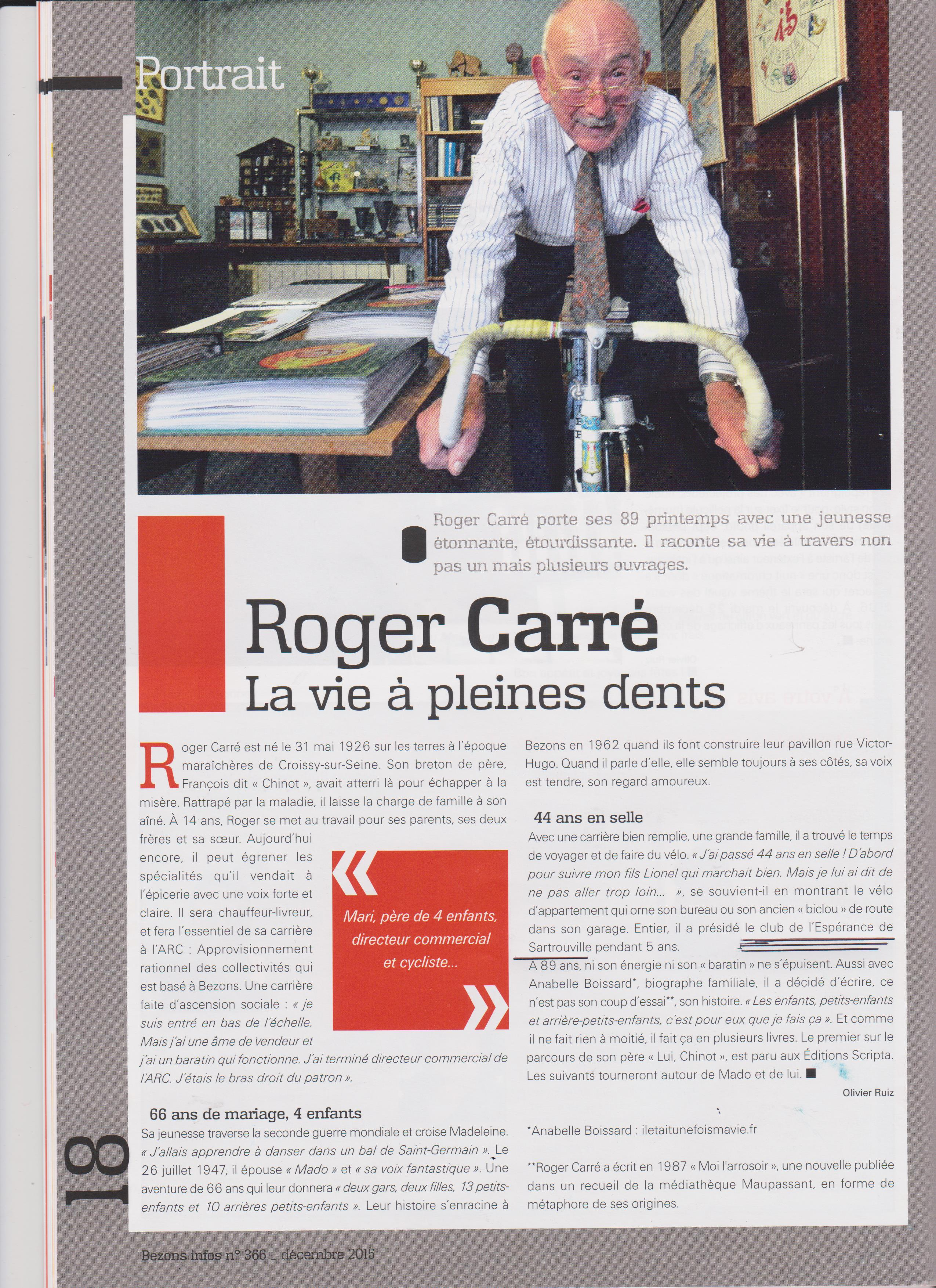 Roger CARRE