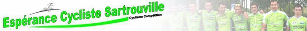 Site Internet officiel du club de cyclisme Espérance Cycliste Sartrouville