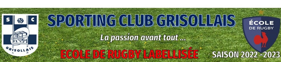 Dragons Boys de Grisolles : site officiel du club de rugby de GRISOLLES - clubeo