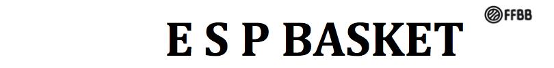 Etoile Sportive Pin Basket : site officiel du club de basket de LE PIN - clubeo
