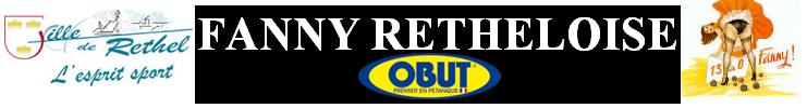 La Fanny Retheloise : site officiel du club de pétanque de Rethel - clubeo