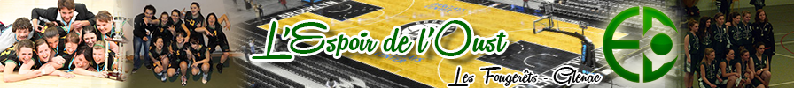 EDO Basket : site officiel du club de basket de LES FOUGERETS - clubeo