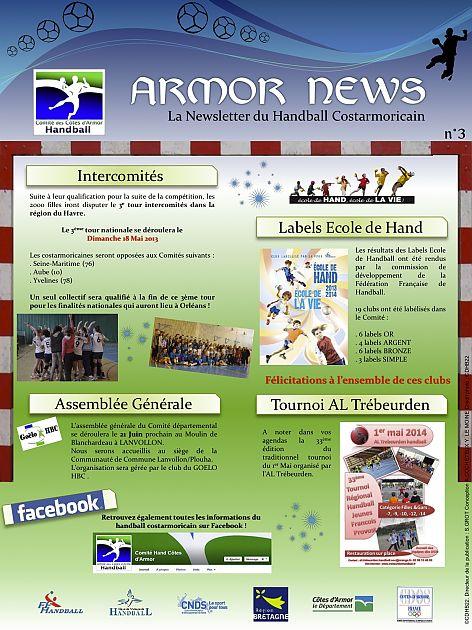 Armor News n°3