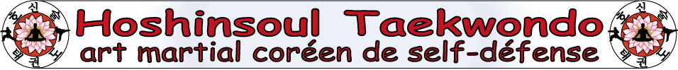 Hoshinsoul Taekwondo : site officiel du club de taekwondo de CHAMALIERES - clubeo