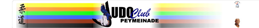 Site Internet officiel du club de judo Judo-Club Peymeinade