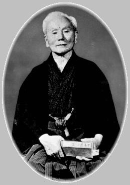 Portrai Funakoshi Gihin