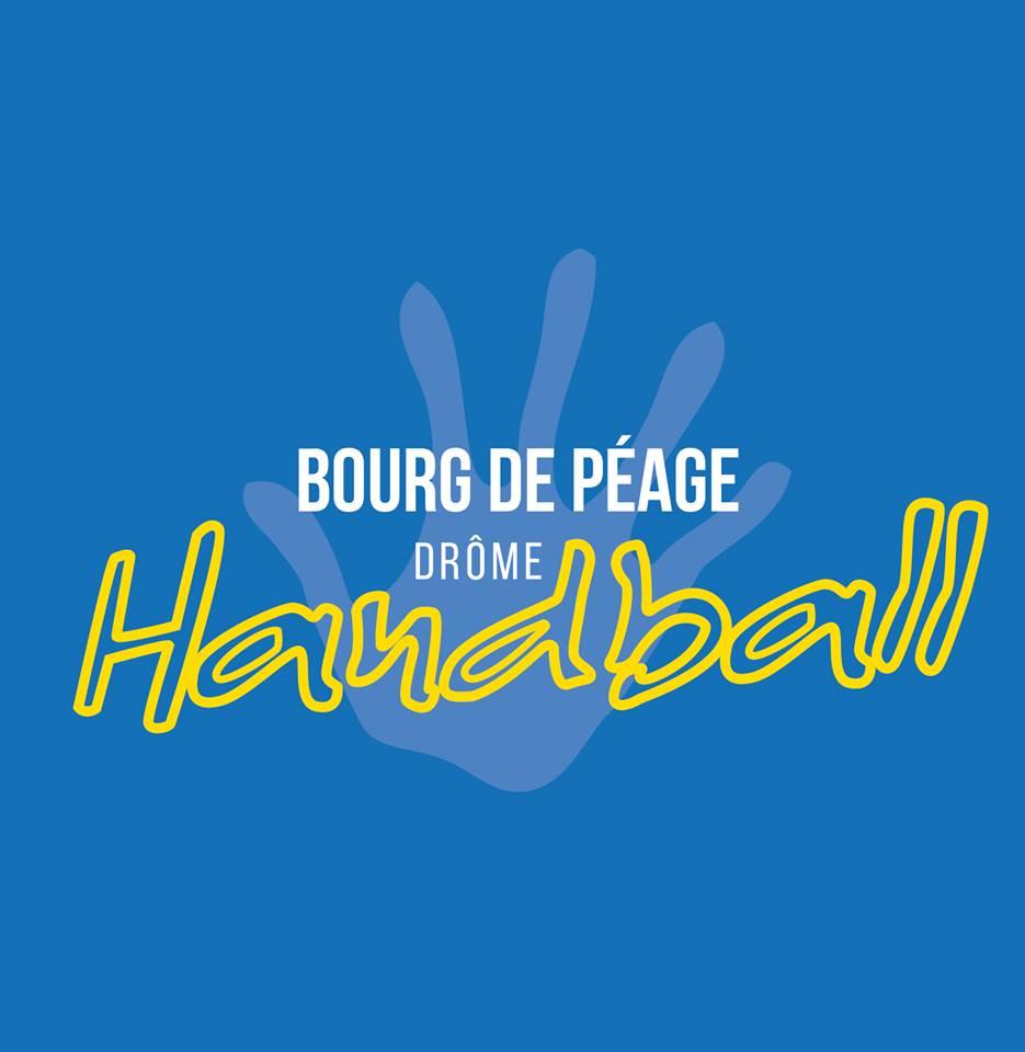 logo Bourg de peage drome handball