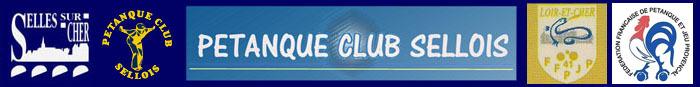 PETANQUE CLUB SELLOIS : site officiel du club de pétanque de SELLES SUR CHER - clubeo