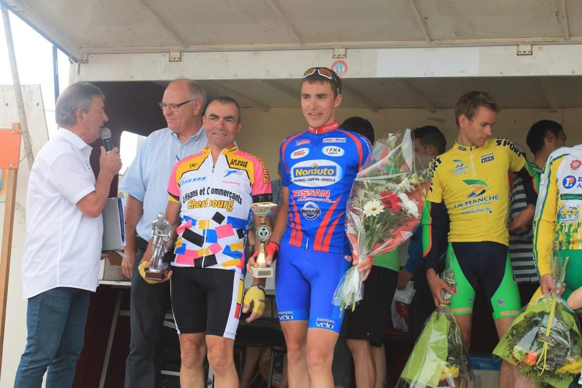 Clement digne 1er junior au grand prix de la st pierre for Prix de la pierre