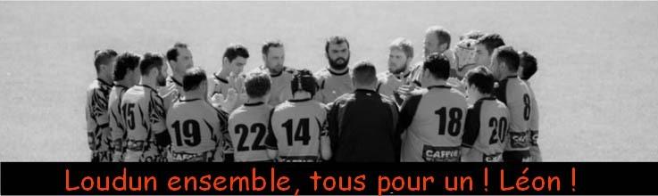 RUGBY CLUB LOUDUN  : site officiel du club de rugby de LOUDUN - clubeo
