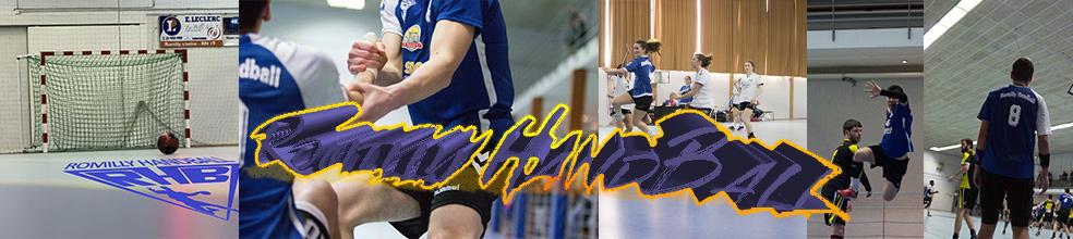 ROMILLY HANDBALL : site officiel du club de handball de ROMILLY SUR SEINE - clubeo