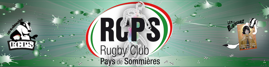 RCPS_RUGBY CLUB du PAYS de SOMMIERES : site officiel du club de rugby de SOMMIERES - clubeo