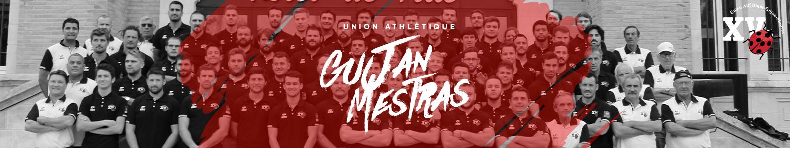 Union Athlétique GUJAN-MESTRAS Rugby : site officiel du club de rugby de GUJAN MESTRAS - clubeo