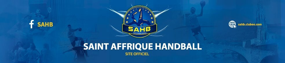 SAINT-AFFRIQUE HANDBALL : site officiel du club de handball de ST AFFRIQUE - clubeo
