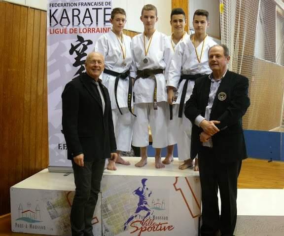 club karate forbach
