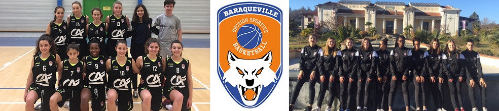 Section basket Collège Albert Camus Baraqueville : site officiel du club de basket de  - clubeo