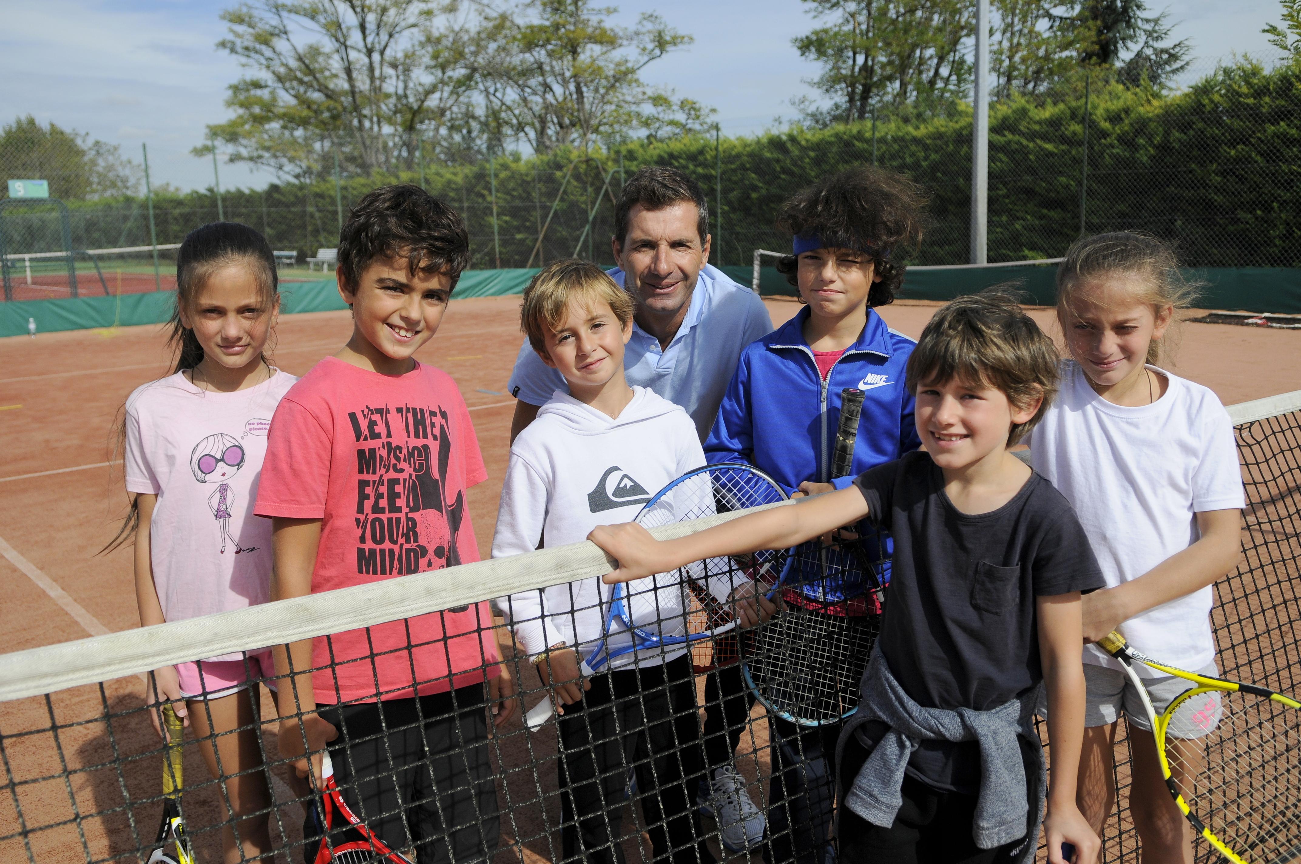 Laurent et son groupe