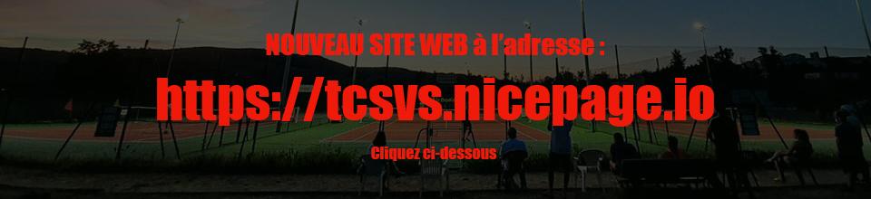 Tennis Club Saint-Vallier/Sarras : site officiel du club de tennis de ST VALLIER - clubeo