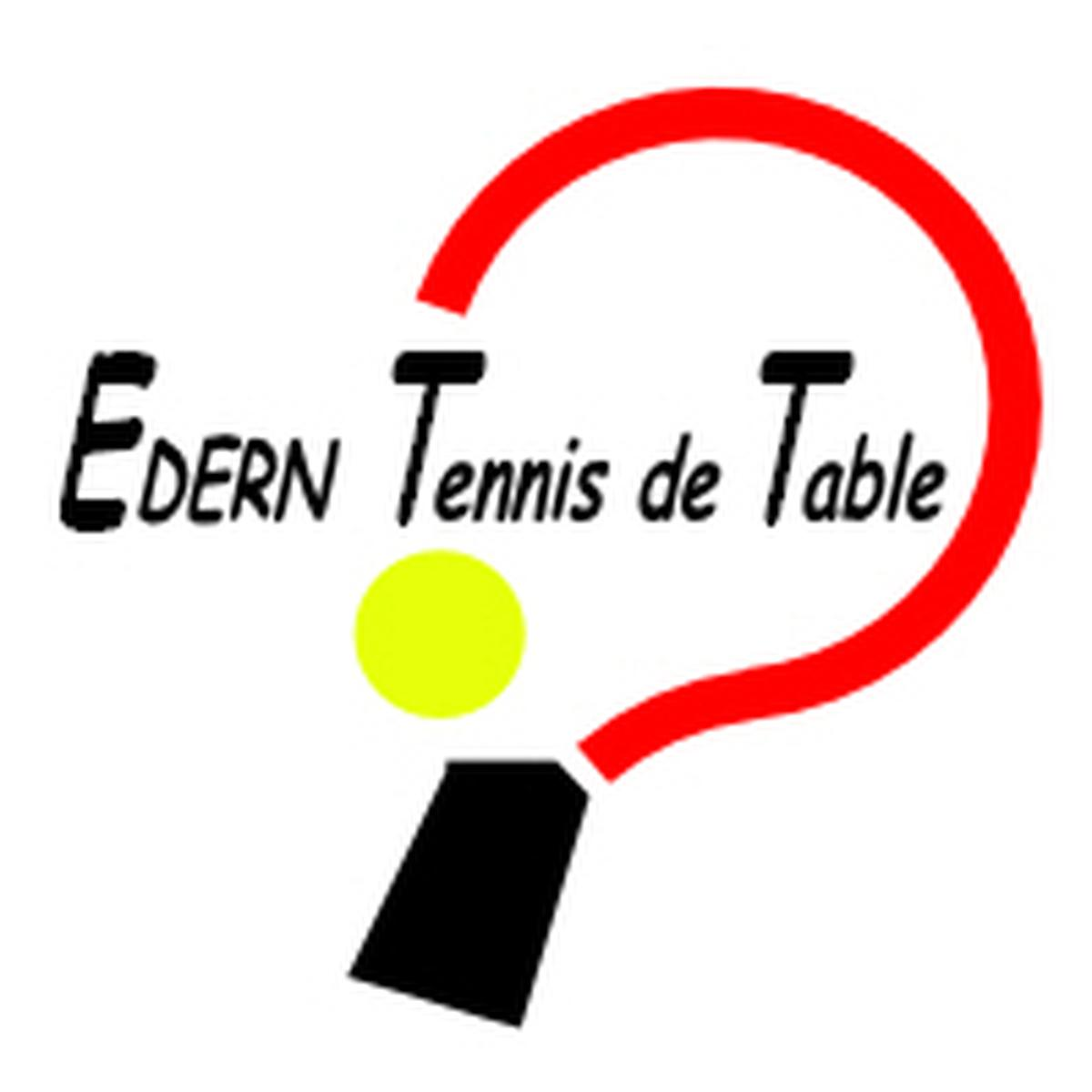 EDERN Tennis de Table