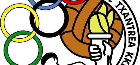 UDC TXANTREA KKE : sitio oficial del club de balonmano de 015 - clubeo