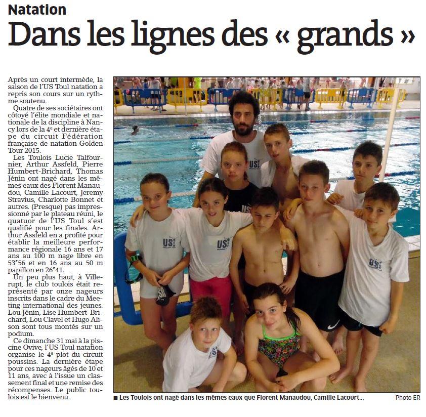Meeting Villerupt et Golden Tour