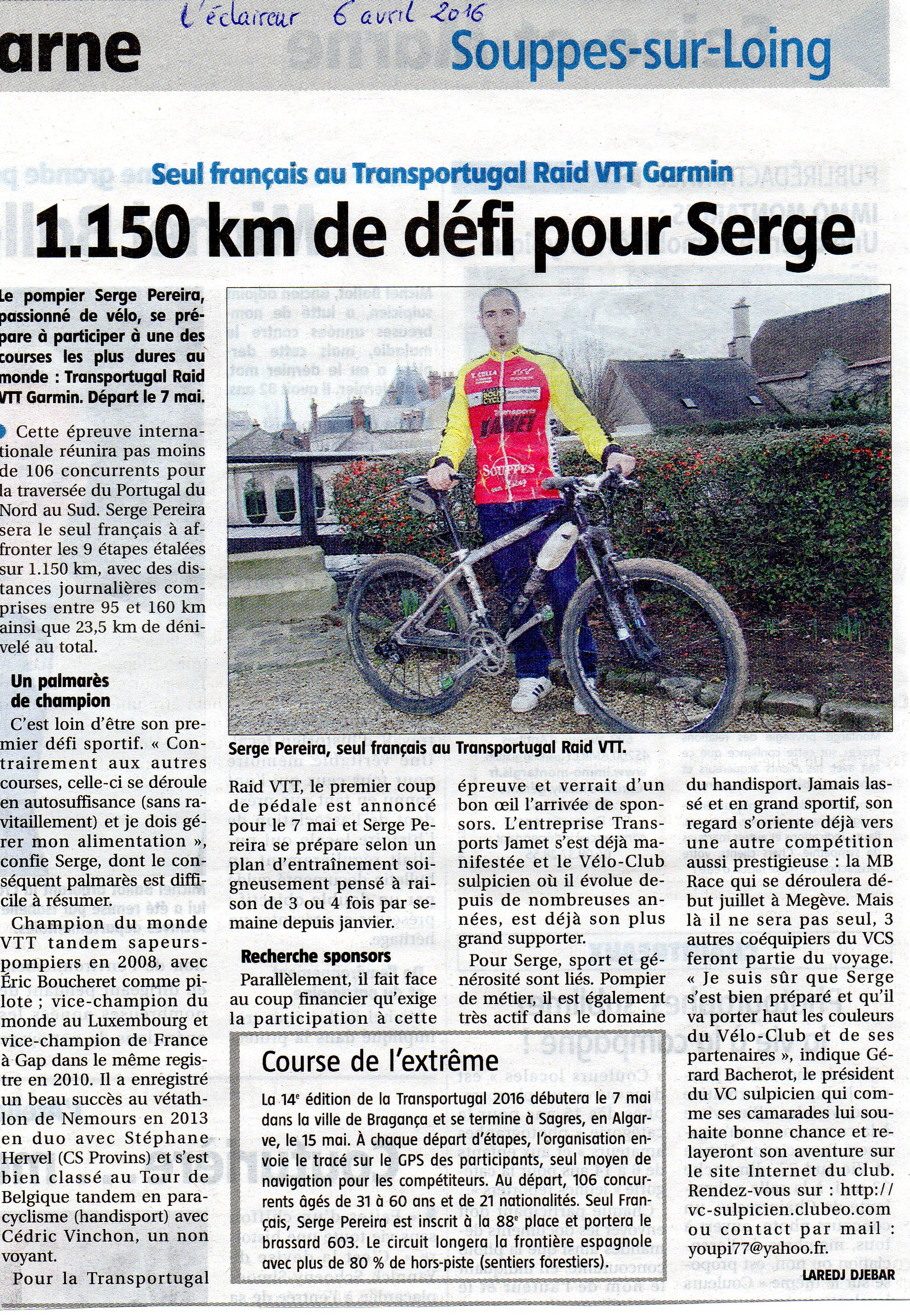 Serge Pereira Transportugal article 1