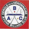 logo du club Avoine Billard Club