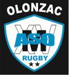 logo du club A S Olonzac Minervois ASOM