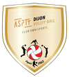 logo du club ASPTT Dijon Volley-Ball