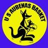 logo du club U.S. Aubenas Basket