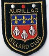 logo du club Aurillac Billard Club