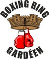 logo du club boxing ring gardeen