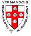 logo du club Compagnie d'arc de villequier aumont