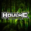 logo du club Houlme moto verte
