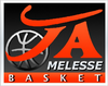 logo du club JA Melesse Basket
