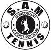 logo du club SA Moncoutant - La Forêt Sur Sèvre TENNIS