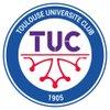 logo du club Toulouse université club KARATE