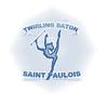 logo du club TWIRLING BATON SAINT PAUL
