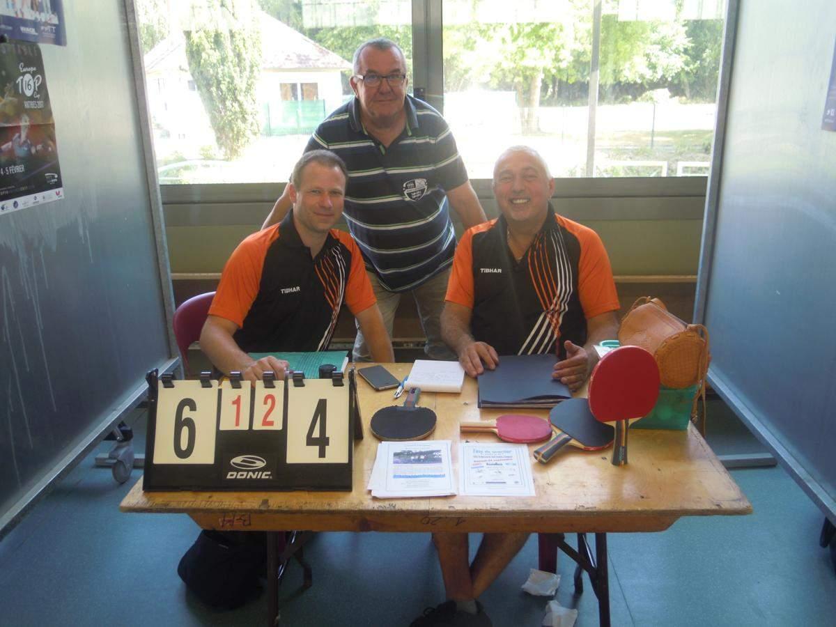 Actualit retour sur le forum des associations club - Calculateur de points tennis de table ...