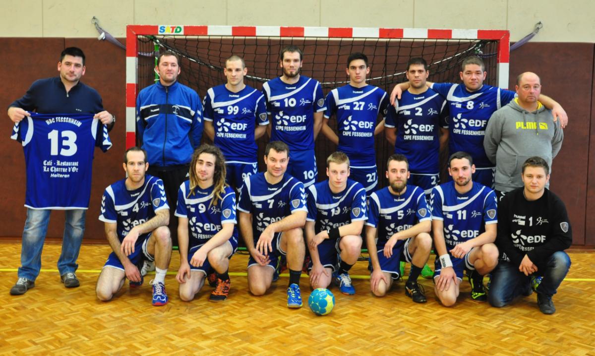 Senior masculin équipe 1