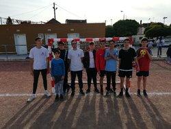 La caravane du sport organisé a Chalon sur Saone