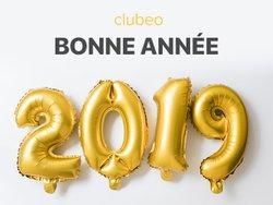 Bonne année clubeo