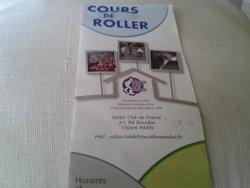 COURS de ROLLER