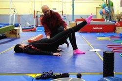 Activité nouvelle cette année: préparation physique