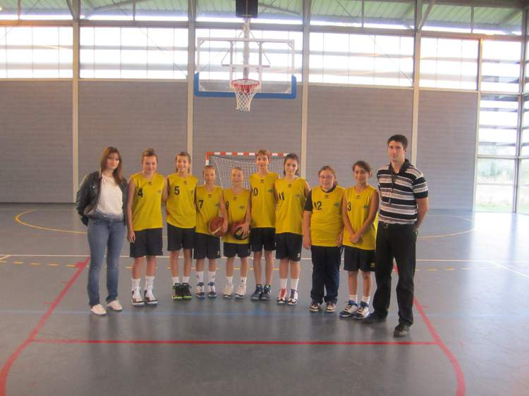 AG Seurre - U15 Minimes