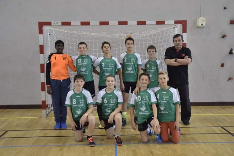 u13 équipe 2